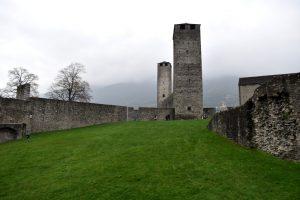 le torri di Castelgrande