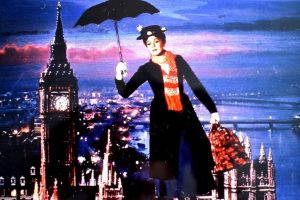 film mary poppins londra
