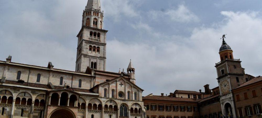 MODENA UNESCO: I TRE SITI DELLA CITTA'