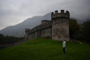 I Castelli di Bellinzona sito Unesco