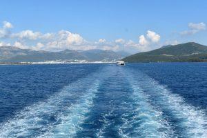il porto di Igoumenitsa