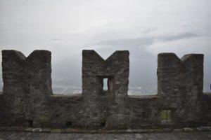 le costruzioni difensive di Bellinzona