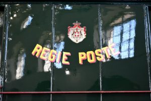 treno postale