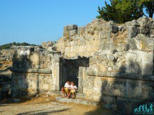 acropoli di sami