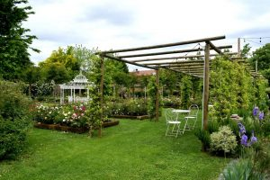giardino del castello quistini