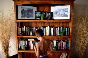 libri per gli ospiti al lido tropical