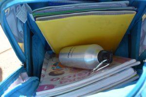 borracce in alluminio a scuola