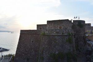 il castello di murat a pizzo calabro