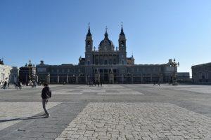 cattedrale dell'Almudena di Madrid