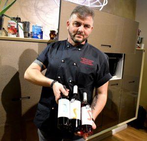 Chef Vasilis Papikinos