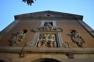 chiesa delle trinitarie scalze a madrid
