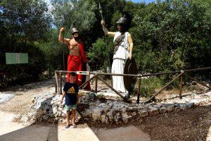 odysseus zoo park