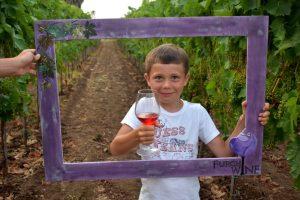 da furchì wine con i bambini