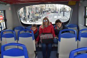 madrid con i bambini nel city tour