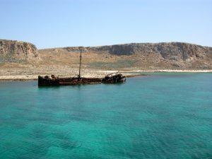 isola di gramvoussa-creta ovest