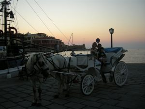 chania in carrozza