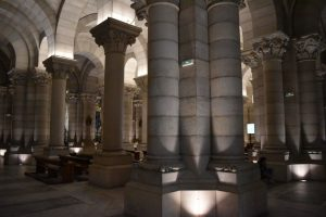 cripta della cattedrale di madrid
