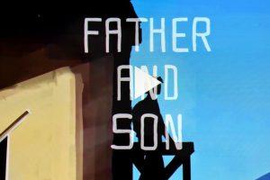 Father & son ed il museo archeologico di napoli