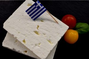 feta, il formaggio greco
