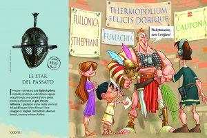 Gladiatori il lobro per bambini di Panini