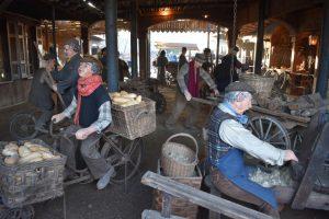 il villaggio contadino della lombardia dell'inizio del XX secolo
