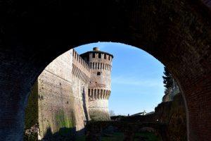 la torre della rocca di Soncino