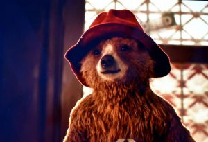 l'orso paddington a londra