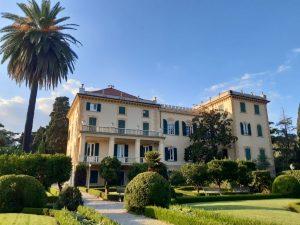 Il giardino di Villa Marigola