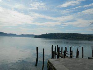 il lago d'orta e rodari