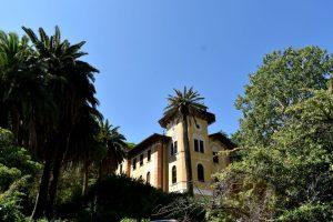 parco letterario Eugenio Montale a Monterosso