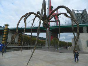 il ragno di bilbao
