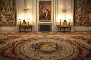 palazzo reale di madrid-interni