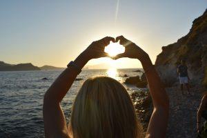 a milos i tramonti più belli del mondo