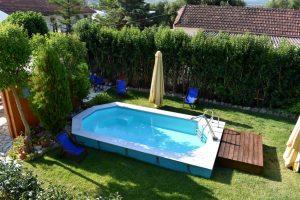 piscina del kalypso studios & apartaments