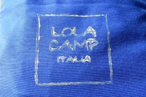 le borse in vele riciclate di Lola Camp