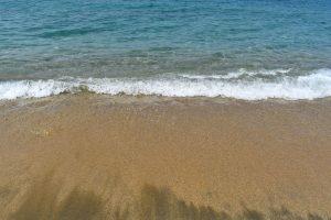 spiaggia sabbia d'oro