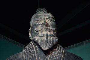 esercito di terracotta di qin