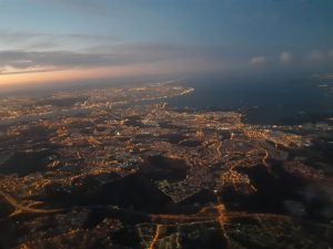 Lisbona dall'alto
