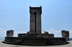 mausole di Gabriele d'annunzio