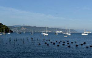 paletti ed impianti galleggianti a Portovenere