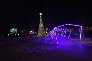 festival delle luci a wattens