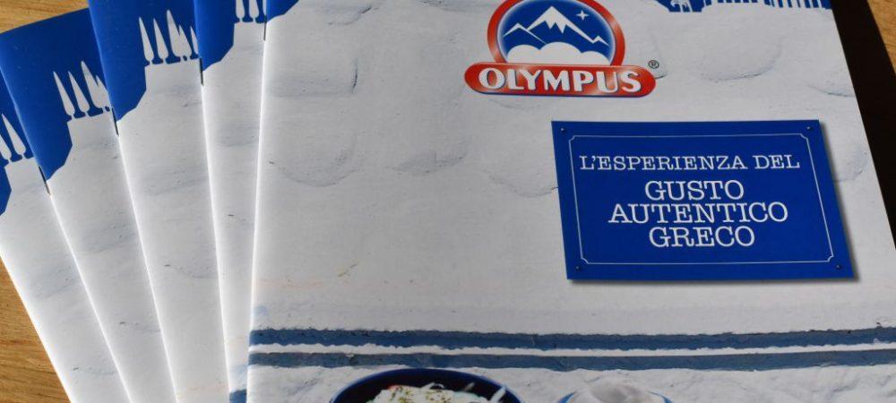 OLYMPUS FOOD: I PRODOTTI DELLA GRECIA IN ITALIA