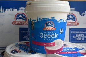 Yogurt greco di olympus