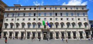 palazzi istituzionali roma