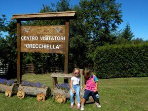 il parco dell'orecchiella in Garfagnana