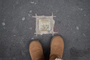 Le pietre d'inciampo a Milano