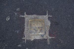 pietre d'inciampo a Milano