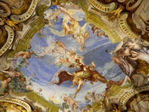 interno dei Rolli a Genova