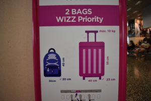 wizz priority