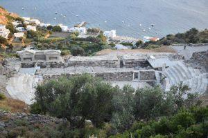 teatro greco di milos